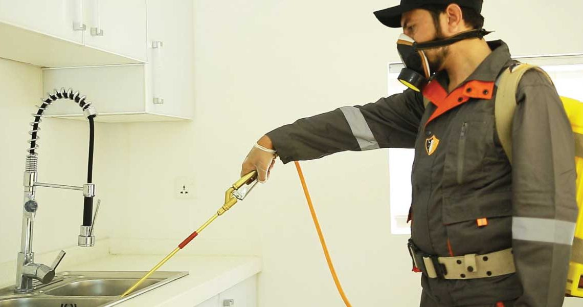 fumigation services in Pakistan