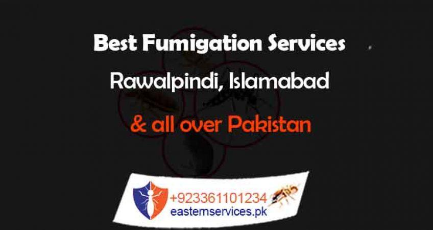 best fumigation services in rawalpindi Islamabad
