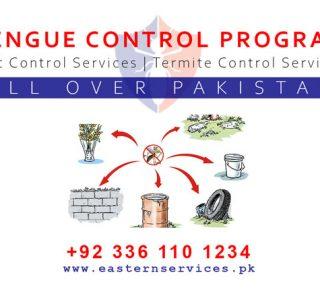 dengue control services all over pakistan