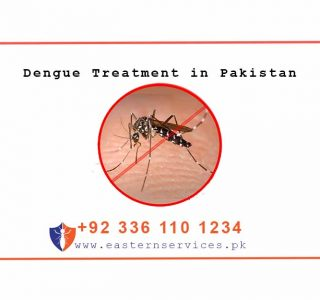 Dengue treatment all over Pakistan